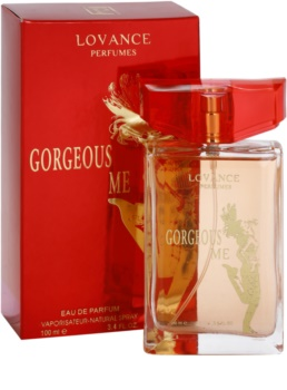 Lovance Gorgeous Me eau de parfum nőknek 100 ml