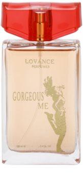 Lovance Gorgeous Me Eau de Parfum für Damen 100 ml
