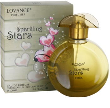 Lovance Sparkling Stars Eau de Parfum for Women 100 ml
