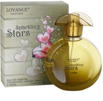 Lovance Sparkling Stars Eau de Parfum für Damen 100 ml