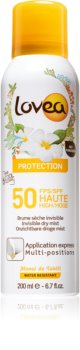 Lovea Protection bruma solar em spray SPF 50