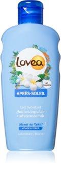 Lovea After Sun hydratisierende Milch nach dem Sonnenbad
