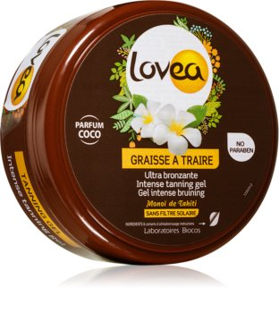 Lovea Tanning Gel Coco crema gel intensa solare