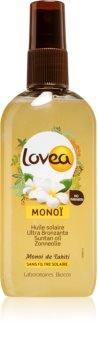 Lovea Monoï huile qui accélère le bronzage