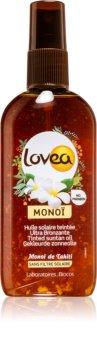 Lovea Monoi Toning Spray To Accelerate Tan
