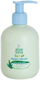 LR Aloe Vera Baby mycí krém pro dětskou pokožku