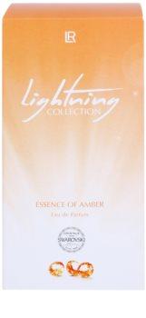 LR Lightning Collection-Essence of Amber By Emma Heming-Willis eau de parfum nőknek 50 ml