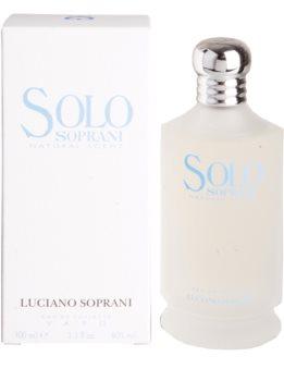 Luciano Soprani Solo toaletní voda unisex 100 ml