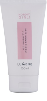 Lumene Nordic Girl! Deep Down Clean! Deep Cleansing Gel For Skin With Imperfections
