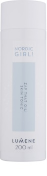 Lumene Nordic Girl! Zap That Oil! Cleansing Tonic for Young Skin
