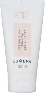 Lumene Nordic Girl! Clear it Up! Hydrating Emulsion Oil-Free
