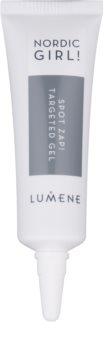 Lumene Nordic Girl! Spot Zap! gel para tratamento local do acne