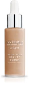 Lumene Invisible Illumination ser de machiaj, cu efect iluminator instantaneu pentru toate tipurile de ten