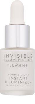 Lumene Invisible Illumination rozjasňovač na tvář a oční okolí