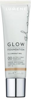 Lumene Nordic Chic Glow основа під макіяж зі зволожуючим ефектом