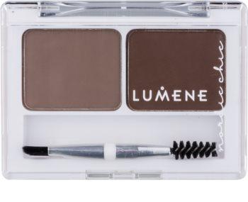 Lumene Nordic Chic Компактний засіб для підводки бровей