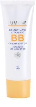 Lumene Bright Now Vitamin C+ BB krém SPF 20