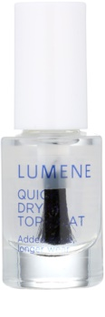 Lumene Gloss & Care Snel Drogende Top Coat  voor Nagels