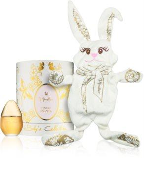 M. Micallef Baby's Collection Tendre Doucer eau de parfum pentru copii 30 ml +jucarie