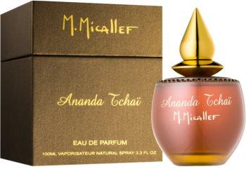M. Micallef Ananda Tchai eau de parfum nőknek 100 ml