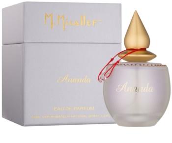 M. Micallef Ananda Love & Passion Eau de Parfum für Damen 100 ml