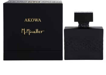 M. Micallef Akowa eau de parfum voor Mannen  100 ml