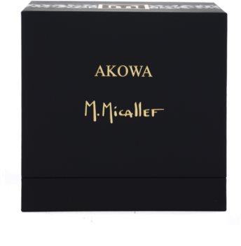 M. Micallef Akowa eau de parfum férfiaknak 100 ml