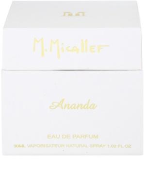 M. Micallef Ananda Eau de Parfum for Women 30 ml