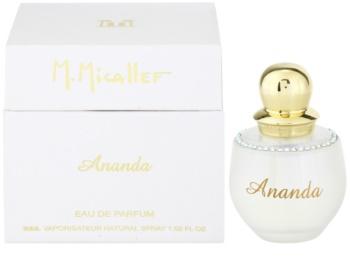 M. Micallef Ananda parfumska voda za ženske 30 ml