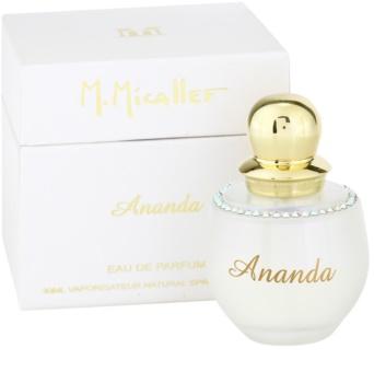 M. Micallef Ananda eau de parfum nőknek 30 ml