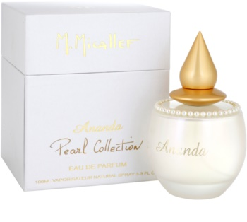 M. Micallef Ananda Pearl Collection eau de parfum nőknek 100 ml