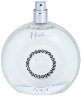 M. Micallef Aoud eau de parfum teszter uraknak 100 ml