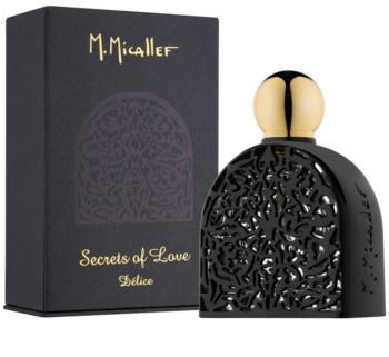 M. Micallef Délice parfémovaná voda unisex 75 ml