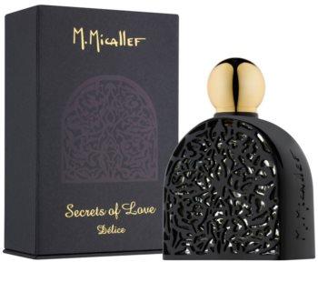 M. Micallef Délice parfumska voda uniseks 75 ml