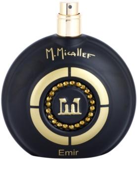 M. Micallef Emir eau de parfum teszter férfiaknak 100 ml