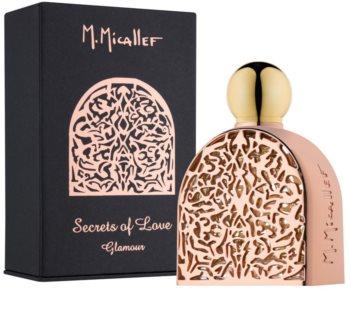 M. Micallef Glamour Eau de Parfum unisex 75 ml