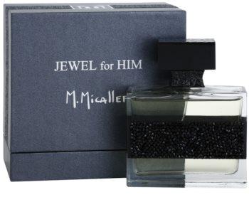 M. Micallef Jewel eau de parfum pentru barbati 100 ml