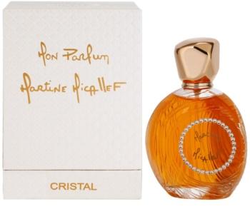 M. Micallef Mon Parfum Cristal eau de parfum hölgyeknek 100 ml