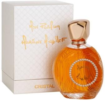 M. Micallef Mon Parfum Cristal Eau de Parfum für Damen 100 ml