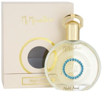 M. Micallef Night Aoud eau de parfum nőknek 100 ml