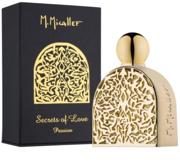 M. Micallef Passion Eau de Parfum Unisex 75 ml