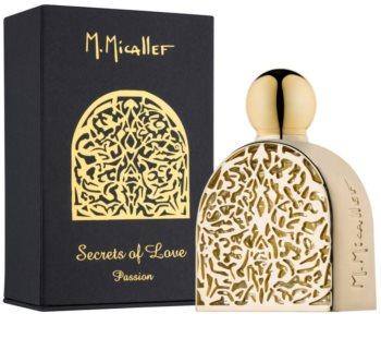M. Micallef Passion parfémovaná voda unisex 75 ml