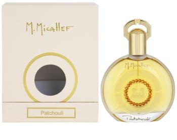 M. Micallef Patchouli Eau de Parfum unisex 100 ml