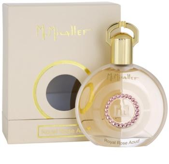M. Micallef Royal Rose Aoud parfémovaná voda pro ženy 100 ml