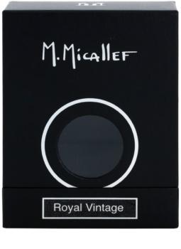 M. Micallef Royal Vintage Eau de Parfum für Herren 30 ml