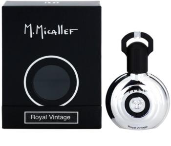 M. Micallef Royal Vintage Eau de Parfum for Men 30 ml