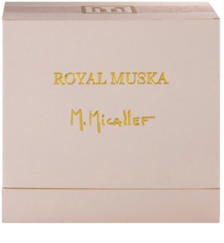 M. Micallef Royal Muska Eau de Parfum für Damen 100 ml