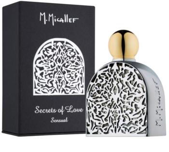 M. Micallef Sensual Eau de Parfum unisex 75 μλ
