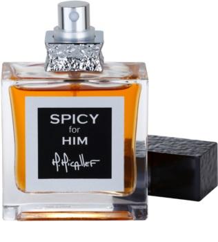 M. Micallef Spicy Parfumovaná voda pre mužov 50 ml