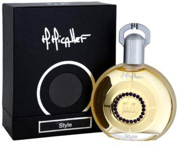 M. Micallef Style parfumovaná voda pre mužov 100 ml
